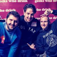 John Dicker of Geeks Who Drink