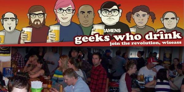 Boodads Bar with Geeks Who Drink