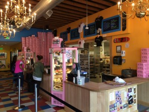 Voodoo Doughnuts in Denver
