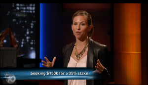 Jayla on Shark Tank