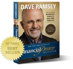 Dave Ramsey - financial peace