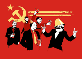 comunist party - Threadless